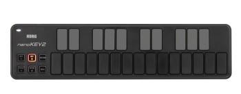 Korg nanoKEY2 schwarz - USB-MIDI Controller