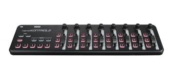 Korg nanoKONTROL2 schwarz - USB-MIDI Controller
