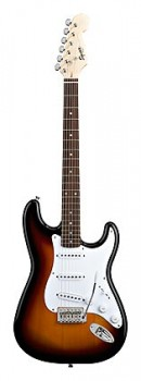 Squier Bullet Stratocaster SSS IL BSB