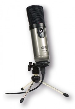 MXL Studio 1 Red Dot USB Kondensator Mikrofon