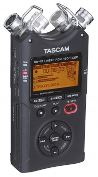 Tascam DR-40 Linear PCM 4-Spur Recorder