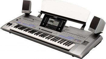 "Yamaha Tyros 5-61 XL - inkl TRS-MS05 + ""Entertainer Gold"" Paket"