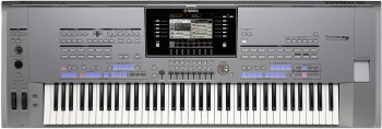 "Yamaha Tyros 5-76 mit  ""Entertainer Gold"" Paket-Last Call"