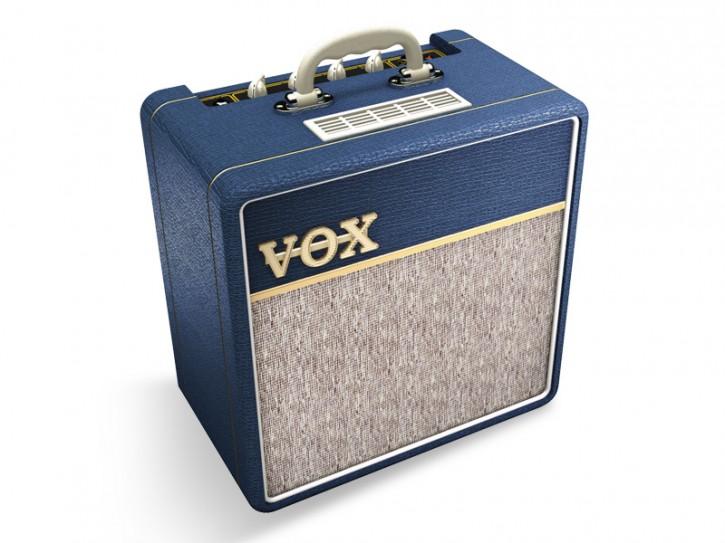 "Vox AC4 C-BL Vollröhren-Combo ""Blau"""