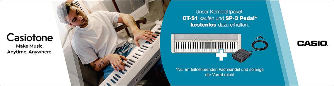 Casio Ct-S1 Aktion