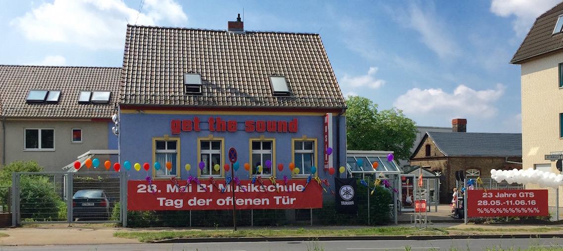Musikhaus Get the Sound Berlin