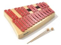 Glockenspiele, Xylophone