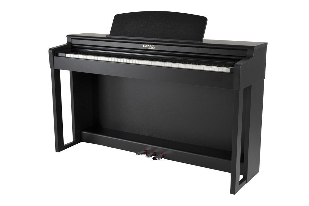 GEWA KEYS GEWA UP-365 Black Digital-Piano