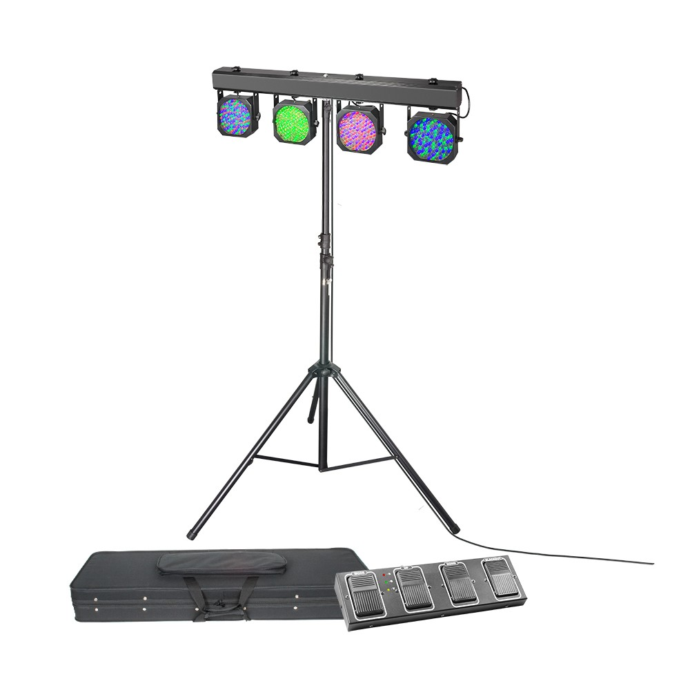 Cameo Multi Par 1 Set LED Lichtanlage
