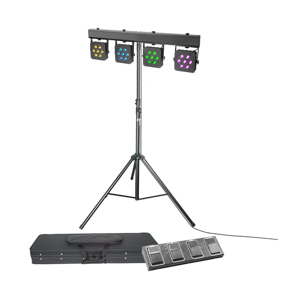Cameo Multi Par 2 Set LED Lichtanlage
