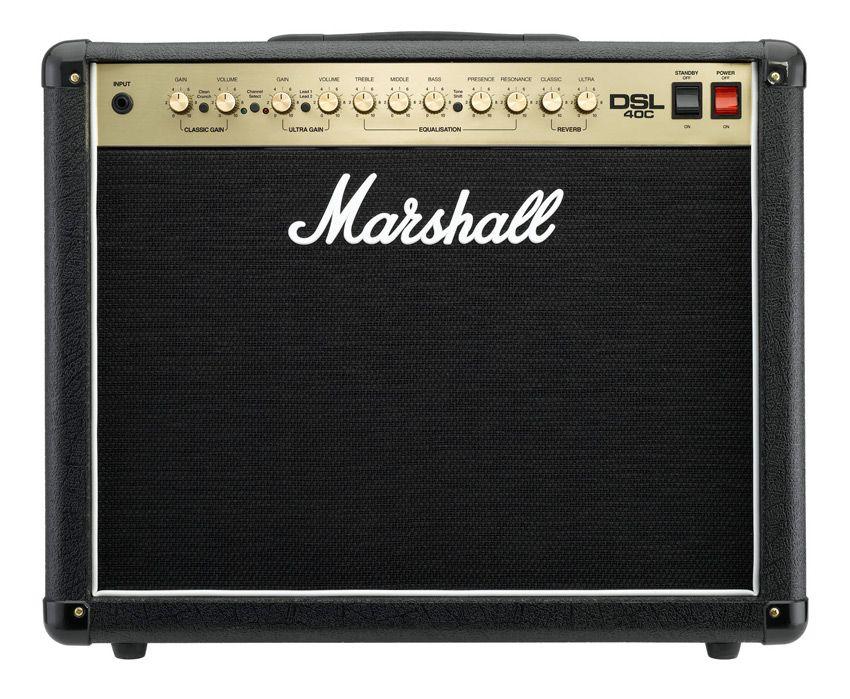 Marshall DSL-40 C