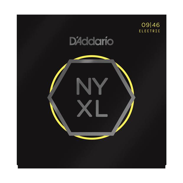 D'Addario NYXL0946 Saitensatz für E-Gitarre 009-046