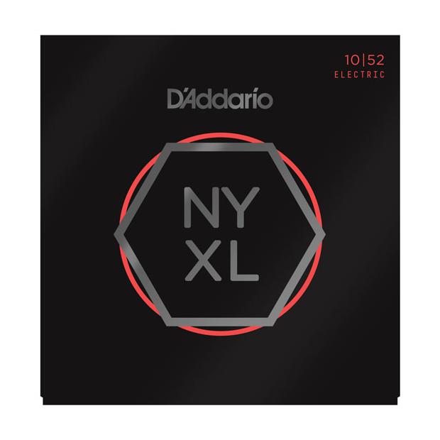 D'Addario NYXL1052 Saitensatz für E-Gitarre 010-052