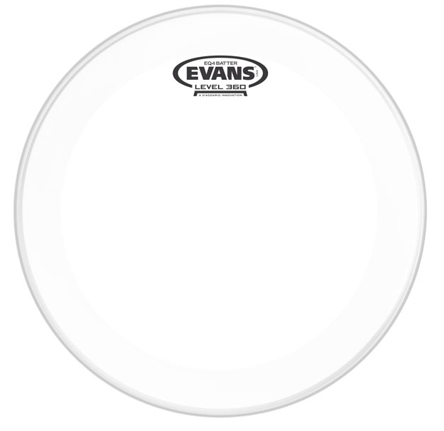 Evans BD20GB4, Bassdrum Fell 20