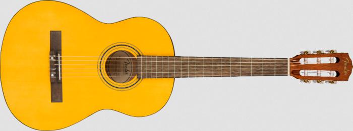 Fender ESC-80 NS WN Educational Series 3/4 Konzertgitarre