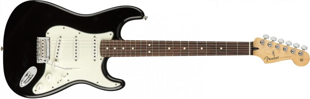 Fender Player Stratocaster SSS PF BLK