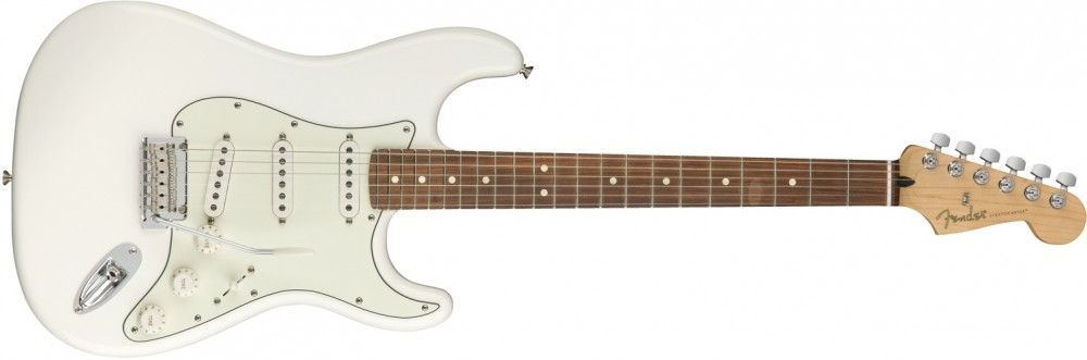 Fender Player Stratocaster SSS PF PWT