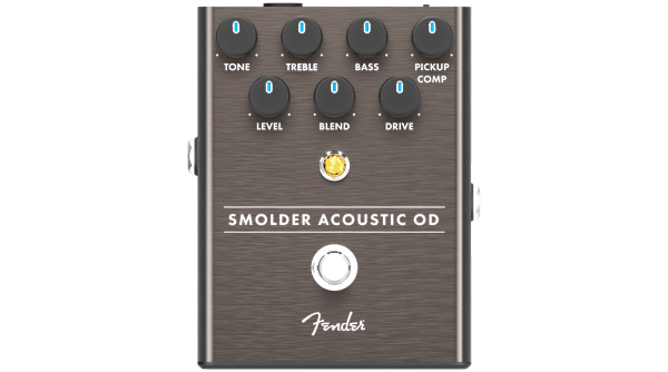 Fender Smolder - Acoustic Overdrive