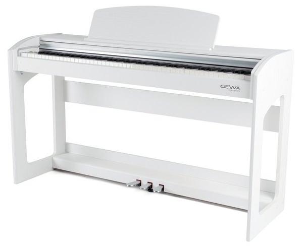 GEWA KEYS Gewa Piano DP-340 G weiß - Made in Germany