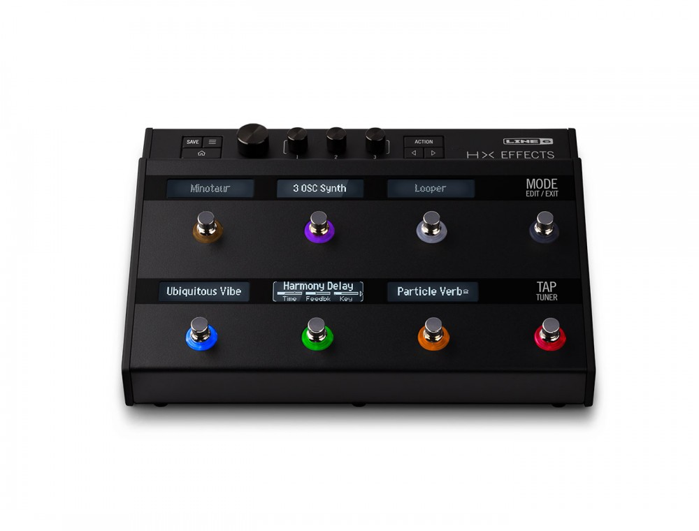 Line 6 HX Multieffekt Prozessor