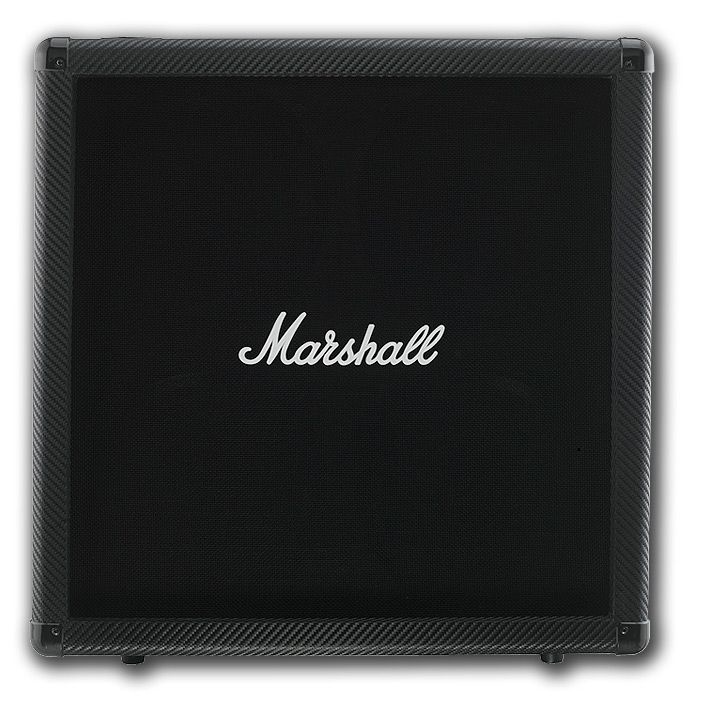 Marshall MG-412B CF gerade Gitarrenbox 120W