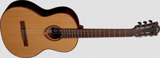 LAG Occitania 118 4/4 Konzertgitarre