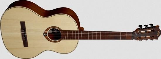 LAG Occitania 70 4/4 Konzertgitarre