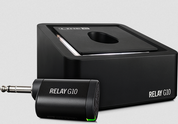 Line 6 Relay G10 - Plug and Play Wireless System