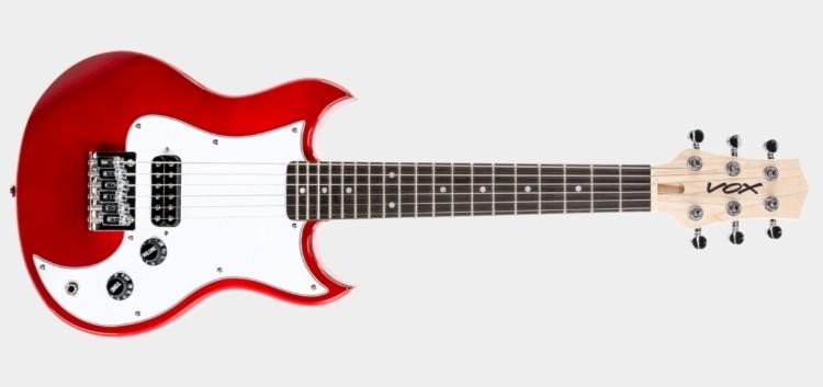 Vox SDC-1 RD E-Gitarre mini