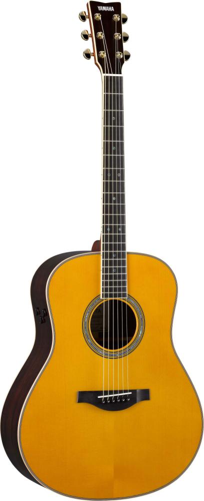 Yamaha LL-TA VT Transacoustikgitarre mit Softcase
