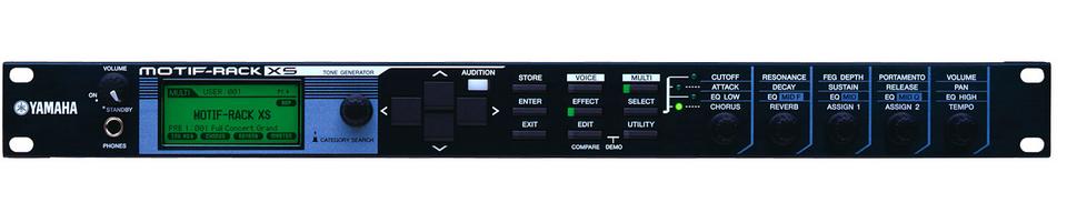 Yamaha Motif-Rack XS