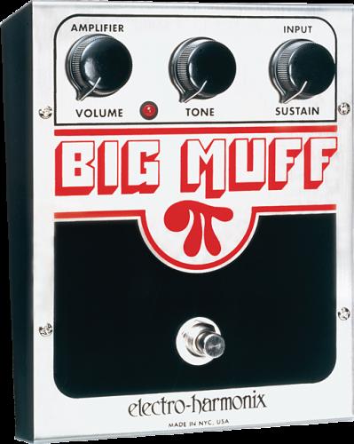 electro-harmonix Electro Harmonix Big Muff Pi USA