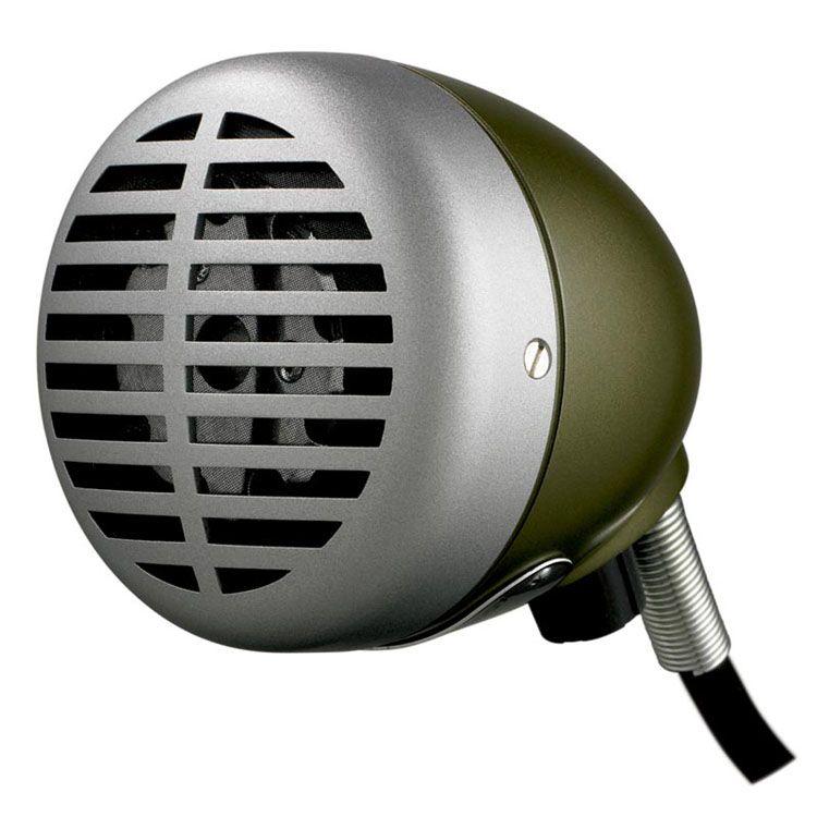 Shure 520 DX Mundharmonika Mic