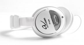 Korg D1 WH Set 1 mit Stativ und Kopfhörer