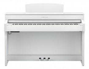 Yamaha CLP-645 WH Set mit Bank/Kopfhörer
