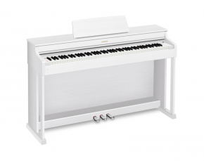 Casio AP-470 WE - Weiß Set