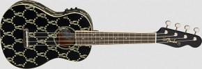Fender Billie Eilish Ukulele Black WN