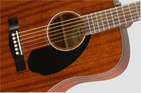 Fender CD-60S All-Mahogany WN