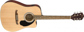 Fender FA-125CE Dreadnought Natural WN