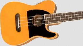 Fender Fullerton Tele Ukulele Butterscotch Blonde