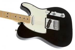 Fender Standard Telecaster MN schwarz - B-Ware