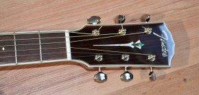 Fender PM-3 Ltd. Triple 0 Mah, natural - B-Ware