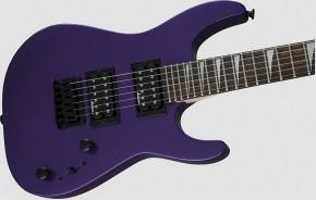 Jackson JS1X DK-M Minion AH FB Pavo Purple