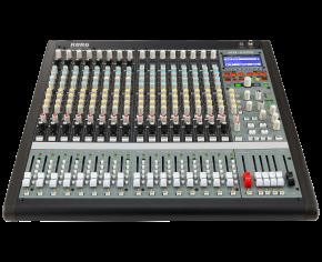 Korg Sound Link MW-2408 Hybrid Analog/Digital Mixer
