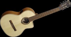 LAG Occitania 88 Konzertgitarre mit Pickup