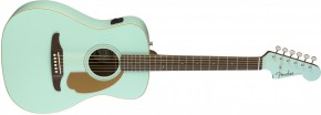 Fender Malibu Player, Aqua Splash