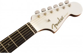 Fender Malibu Player, Arctic Gold