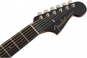 Fender Newporter Player, Jetty Black