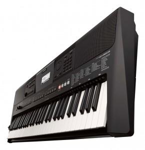 Yamaha PSR-E463 Set mit Stativ und Kopfhörer