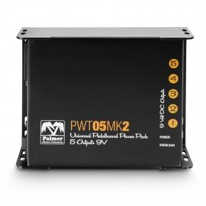 Palmer MI PWT 05 MK2 - Universelles 9V Netzteil für Pedalboards